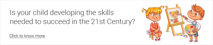 Is your child developing the skills needed to succeed in the 21st Century?