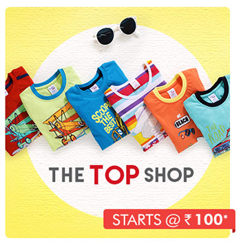 The Top Shop - Starts @ Rs. 100*