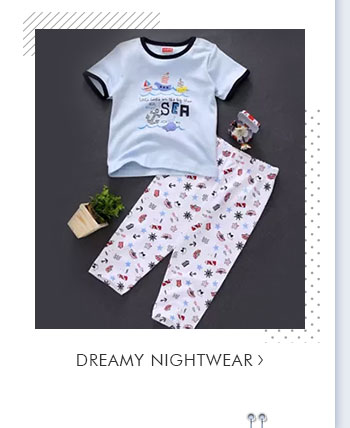 Dreamy Nightwear