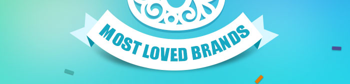 8 Most Loved Brands