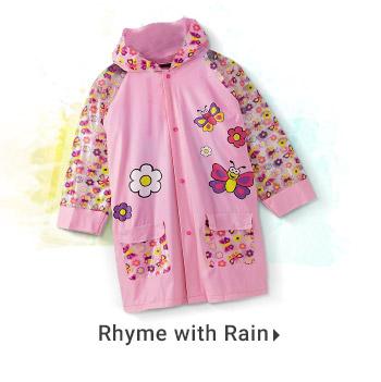 Rhyme with Rain