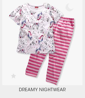 Dreamy Nightwear
