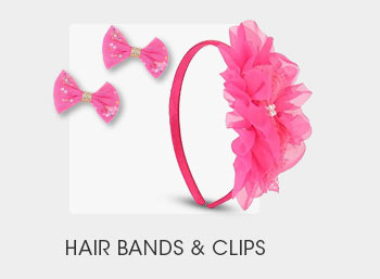 Hair bands & clips