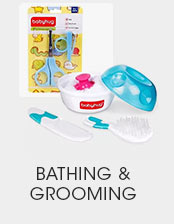 Bathing & Grooming