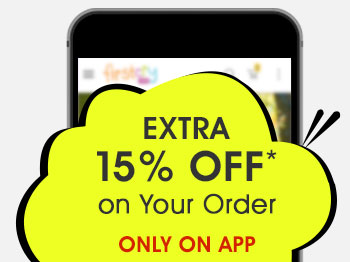 Extra 15% OFF* on Your Order | Only On App | Coupon: APP15JUN