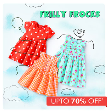 Frolic Fun - Upto 70% OFF*