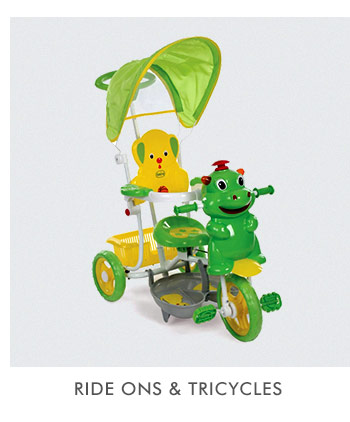 Ride Ons & Tricycles