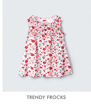 Trendy Frocks