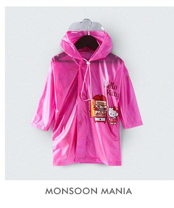 Monsoon Mania