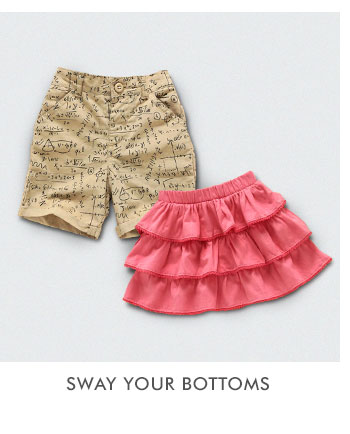 Sway your Bottoms