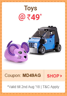 Toys @ Rs. 99* | Coupon: MD49AG