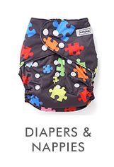 Diapers & Nappies