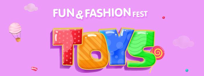 Fun & Fashion Fest - Toys