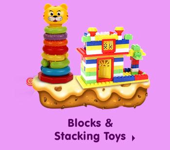 Blocks, Sets & Stacking Toys