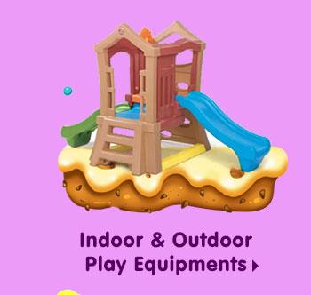 Indoor & Outdoor Play Equipments