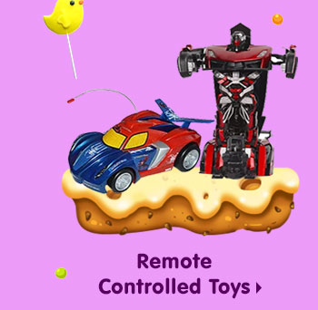 Remote Controlled Toys