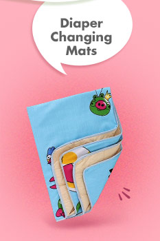 Diaper Changing Mats