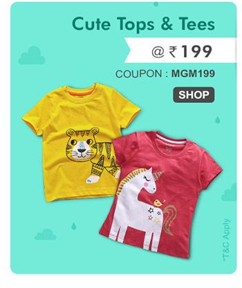 Cute Tops & Tees