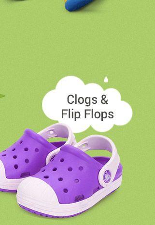 Clogs & Flip Flops