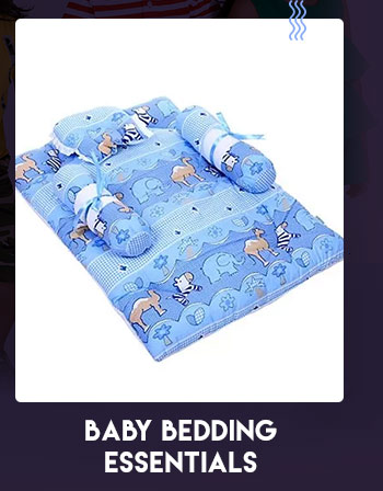 Baby Bedding Essentials