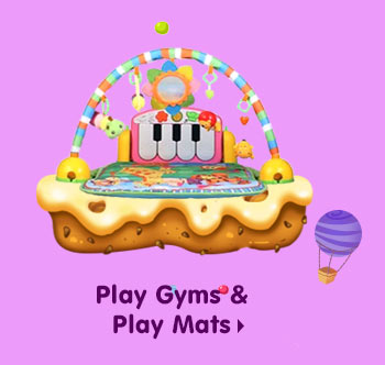 Play Gyms & Play Mats
