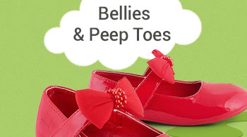 Bellies & Peep Toes