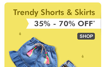 Trendy Shorts, Skirts & Jeans