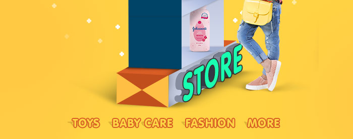 Toys | Baby Care | Fashion | More