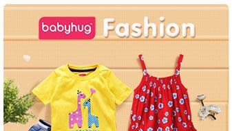 Babyhug Fashion - Starts @ Rs. 85*