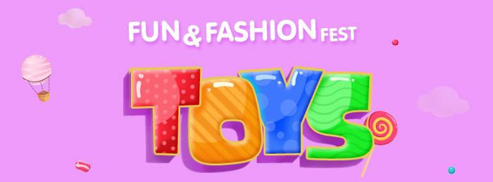 Fun N Fashion Fest | Toys