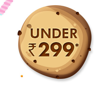 Under Rs. 299