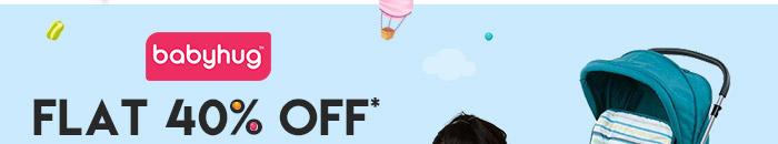 Babyhug | Flat 40% OFF*
