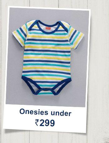 Onesies Under Rs. 299