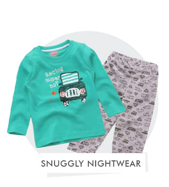 Snuggly Nightwear