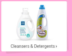 Cleaners & Detergents
