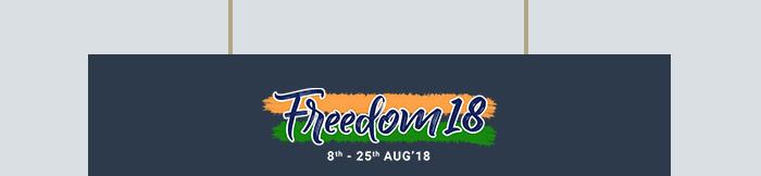 Freedom'18 - Day 12