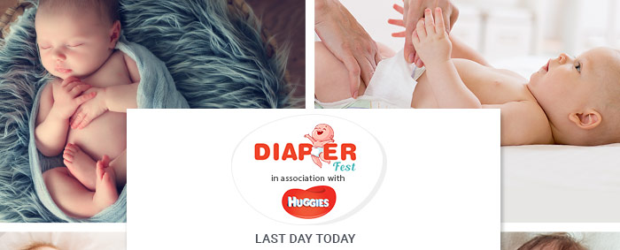 Diaper Fest Last Day Today
