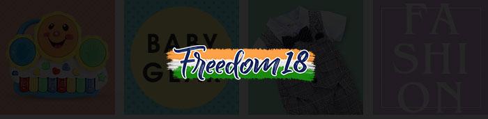 Freedom'18
