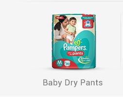 Baby Dry Pants