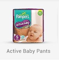 Active Baby Pants