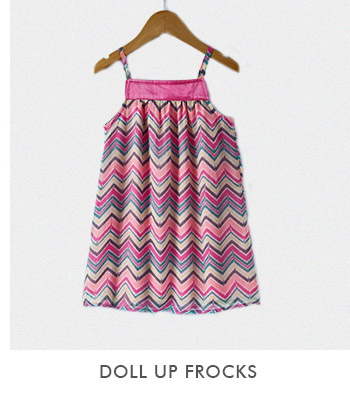 Doll Up Frocks