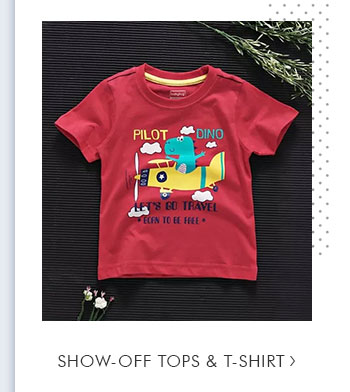 Show-Off Tops & T-shirt
