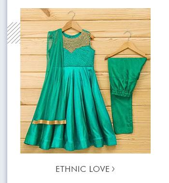 Ethnic Love
