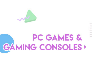 PC Games & Gaming Consoles