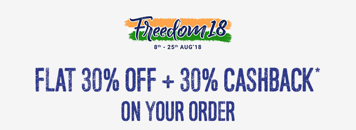 Freedom'18 - Day 6 | 8th - 25th Aug'18