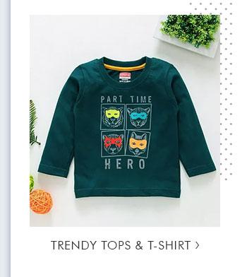 Trendy Tops & T-shirt