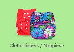 Cloth Diapers/Nappies