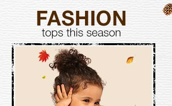 Fashion tops this season