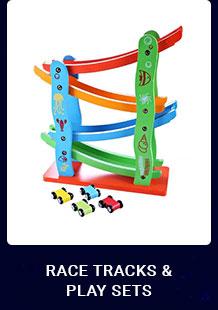 Race Tracks & Play Sets