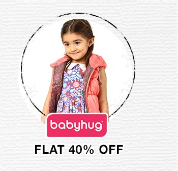 Babyhug Flat 40% OFF